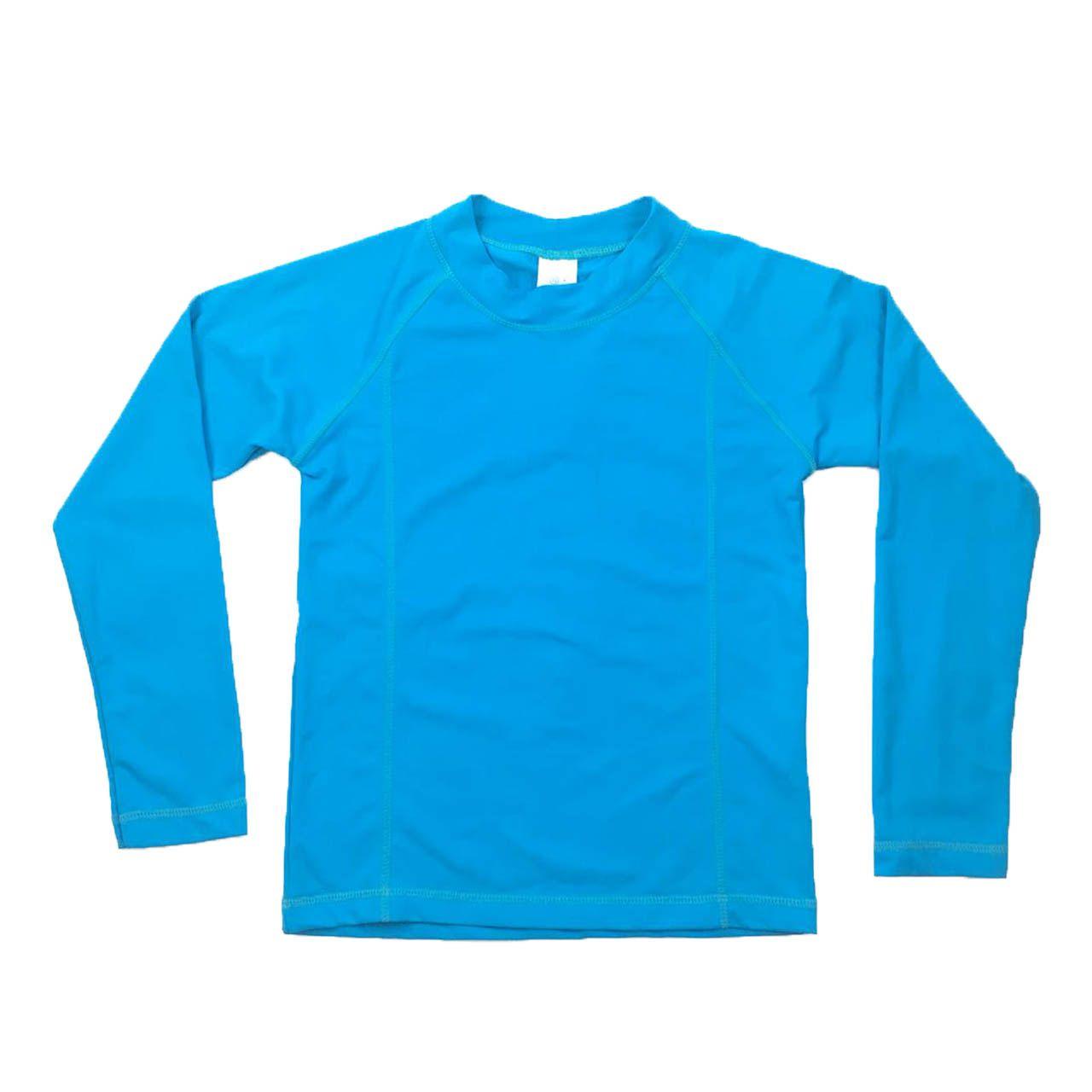 Camiseta Praia Manga Longa Tip Top 2605107