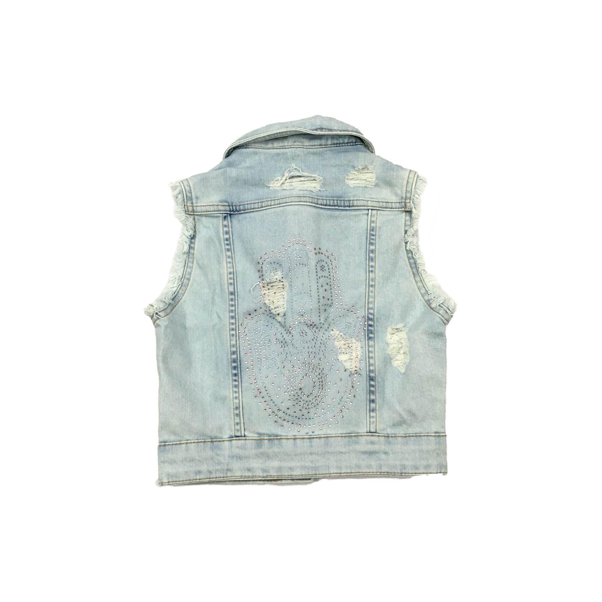 Colete Jeans Sun Place 2261