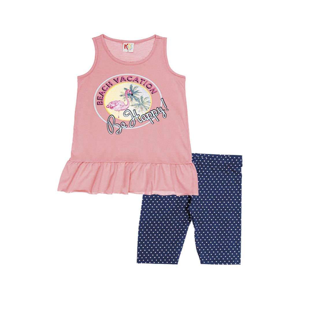 Conjunto Feminino  Kids Club 504910016