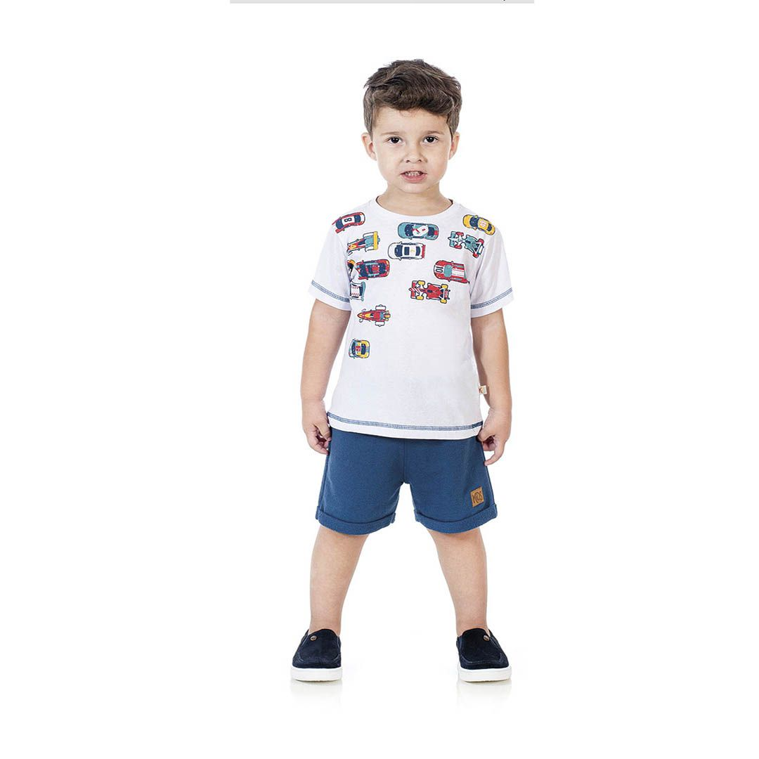 Conjunto Masculino Kids Clube 501910003