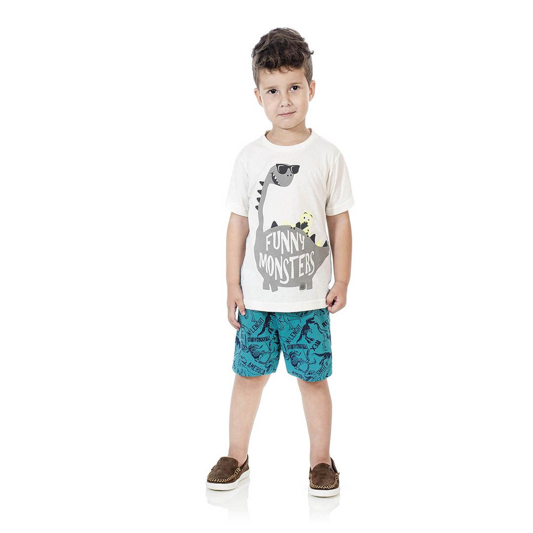 Conjunto Masculino Kids Clube 50191008