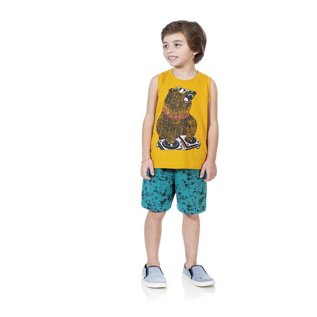 Conjunto Masculino Kids Clube 503910001