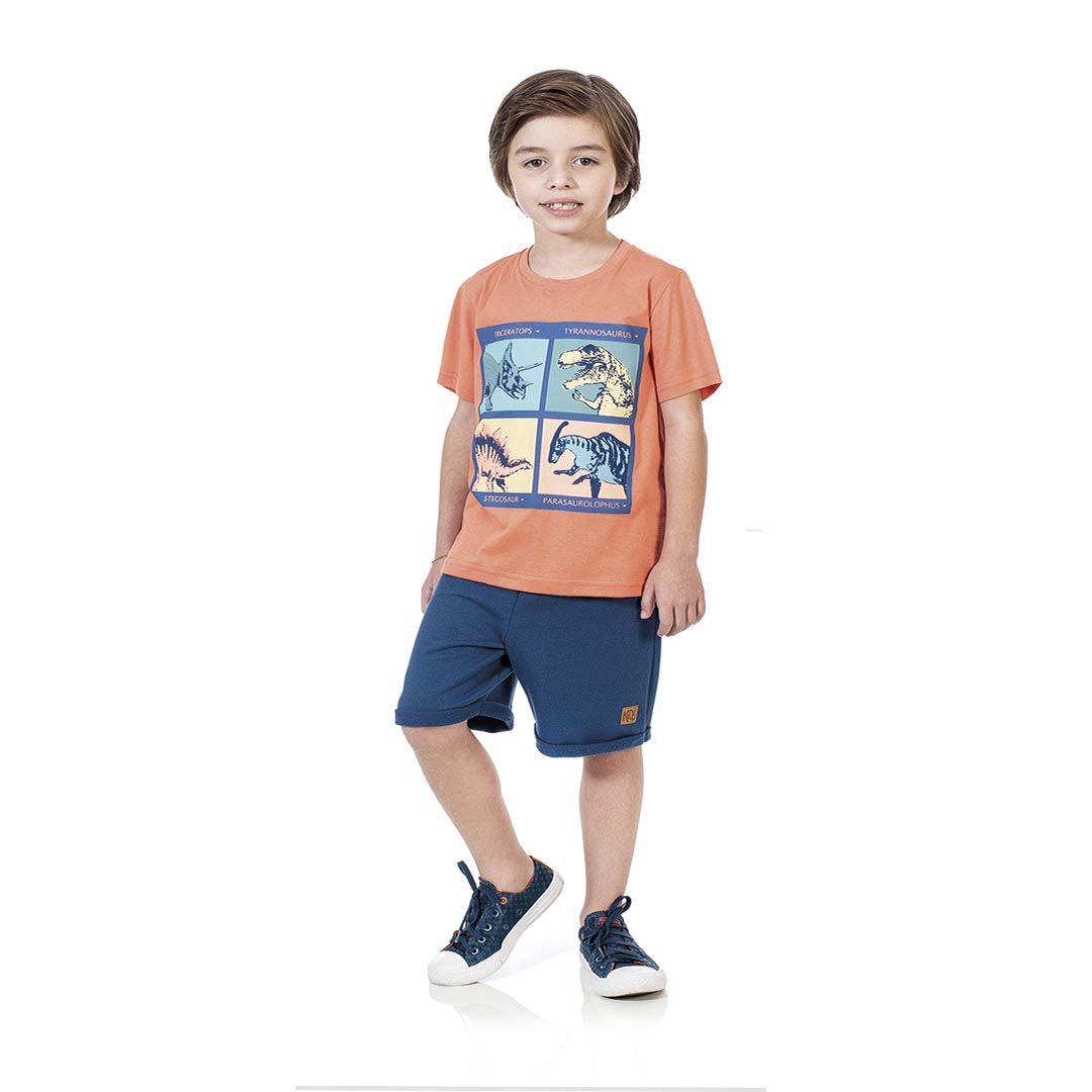 Conjunto Masculino Kids Clube 503910007