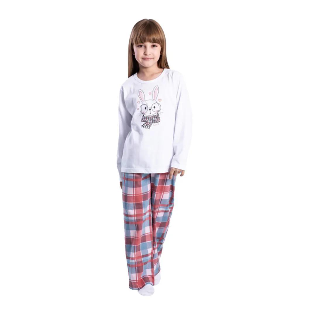 Pijama Feminino Composê 0550000018