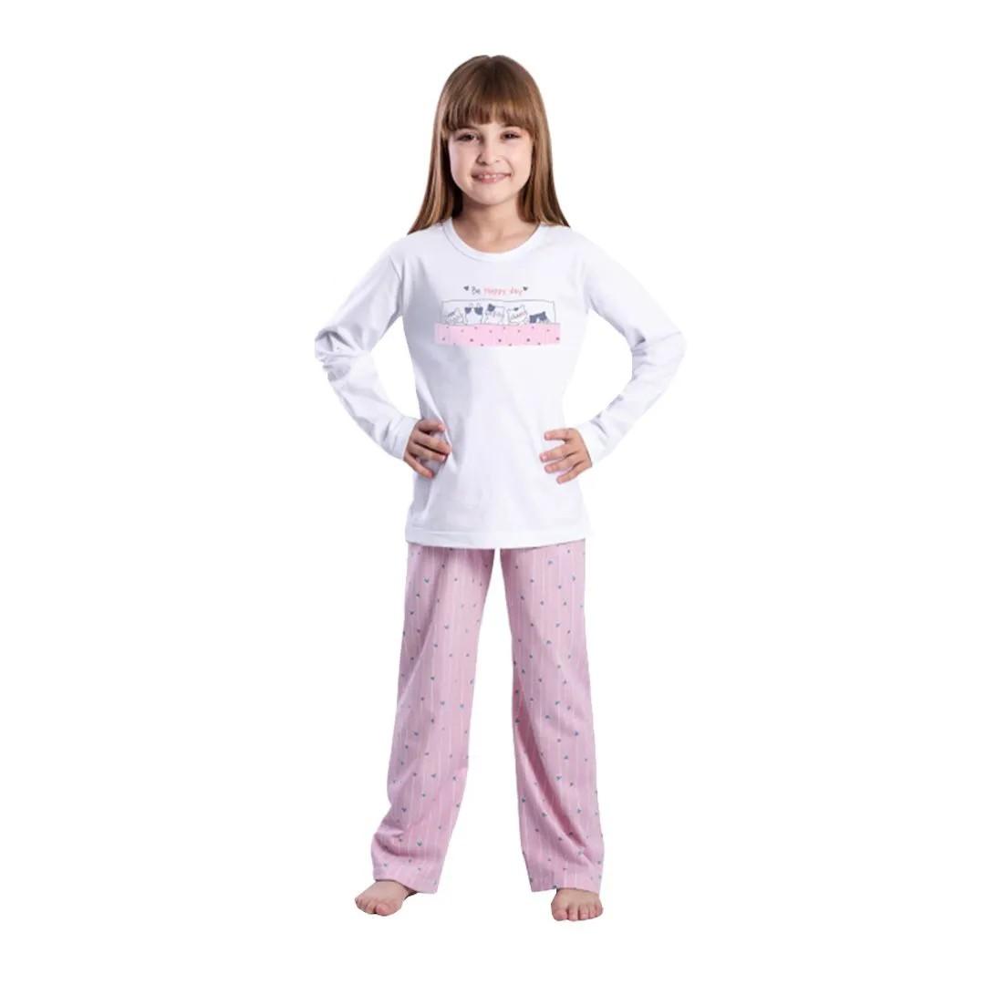 Pijama Feminino Composê 055000017
