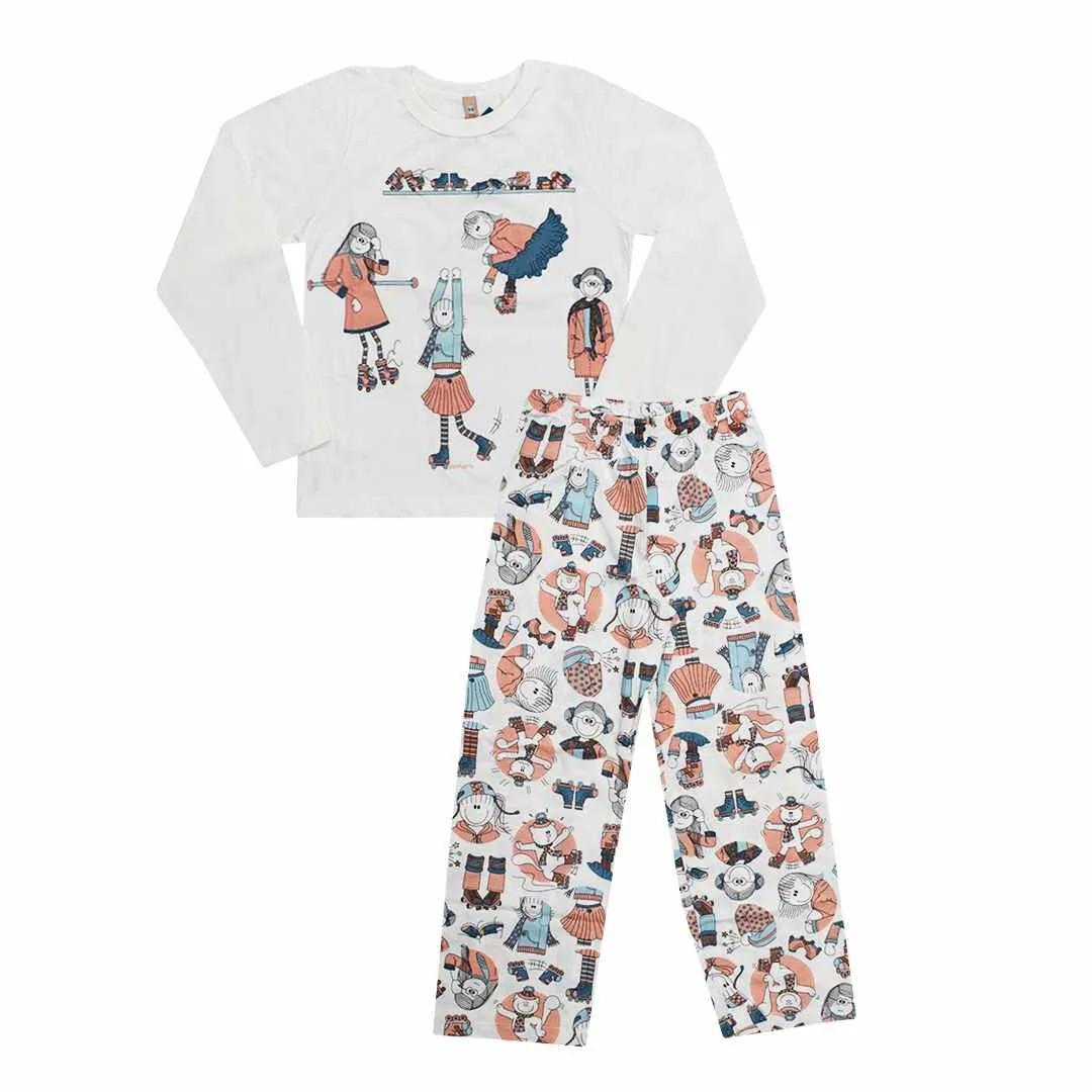 Pijama Feminino Sonhart 03302018