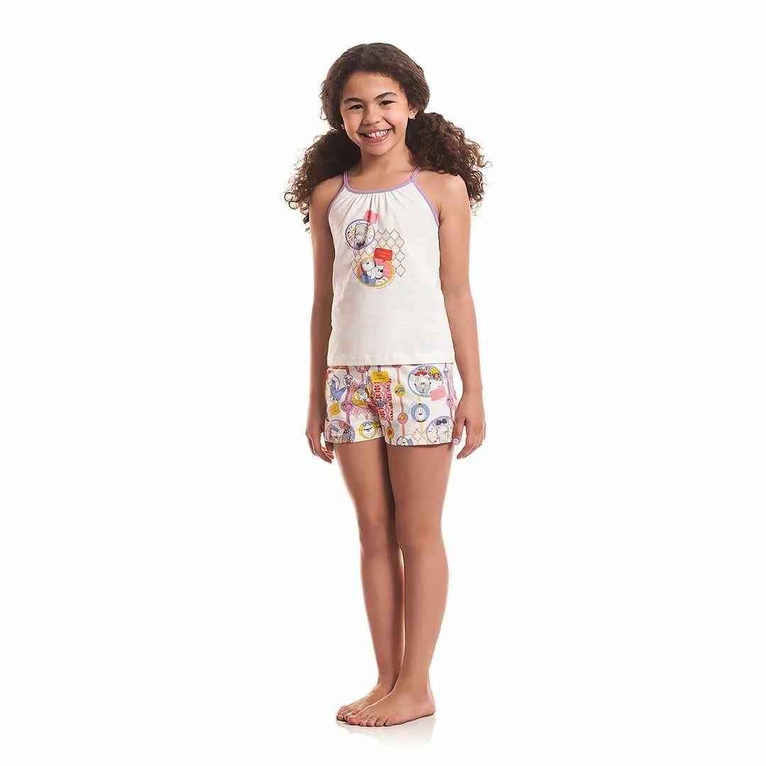 Pijama Feminino Sonhart 03302054