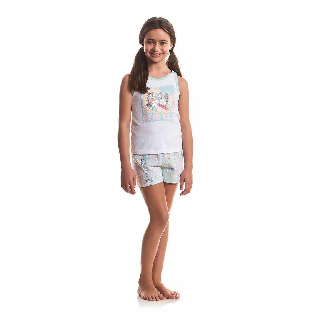 Pijama Feminino Sonhart 03302056