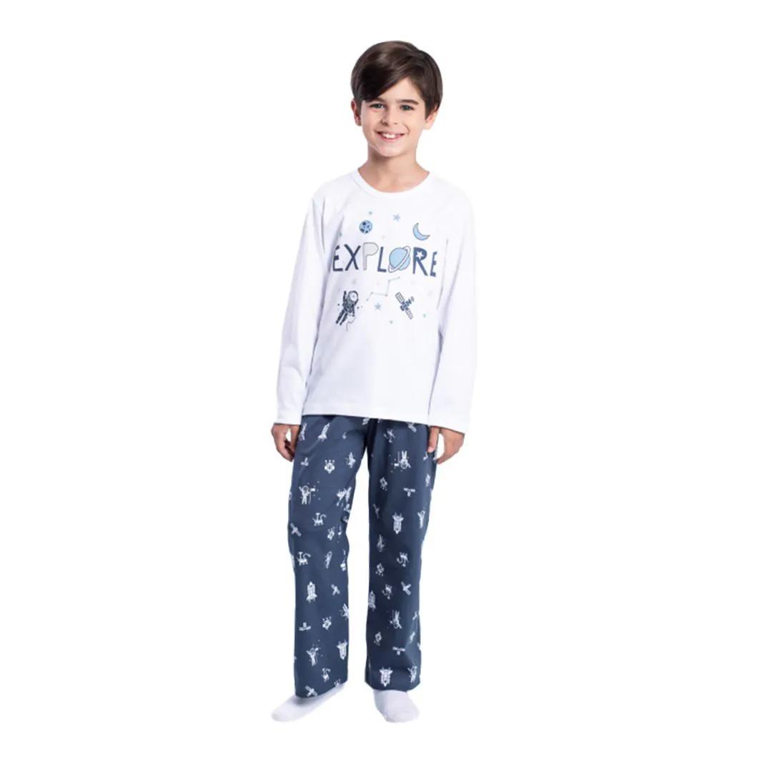 Pijama Masculino Composê 045000008