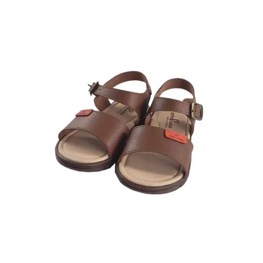 sandália orto passo masculino  60522
