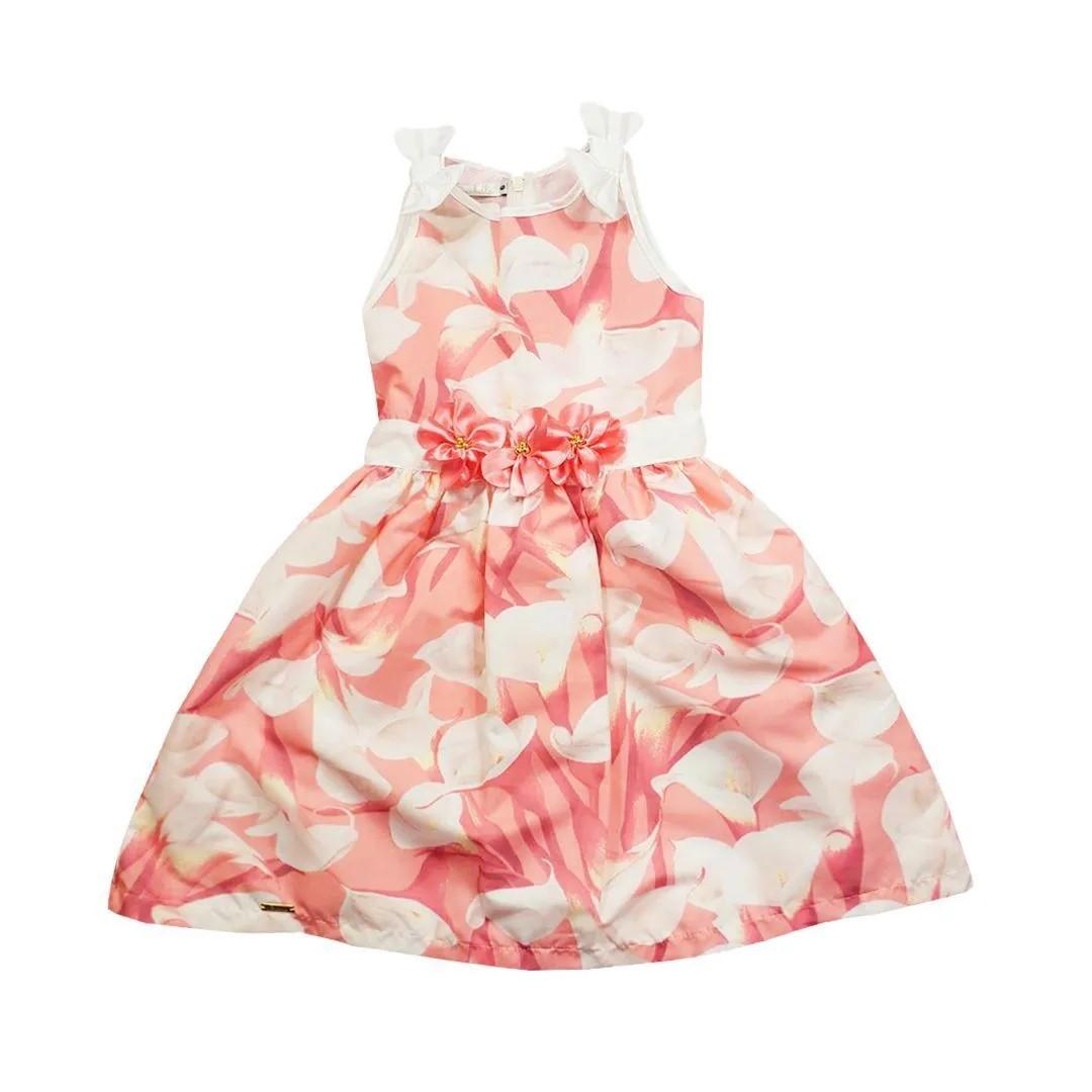 Vestido Feminino Brubella 2435