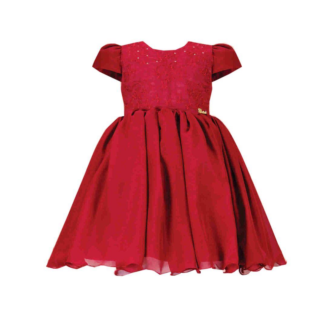 Vestido Feminino Cattai 05918