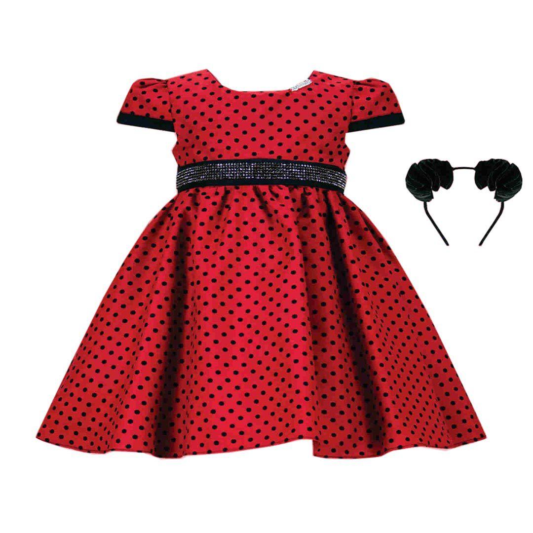 Vestido Feminino Cattai 05939