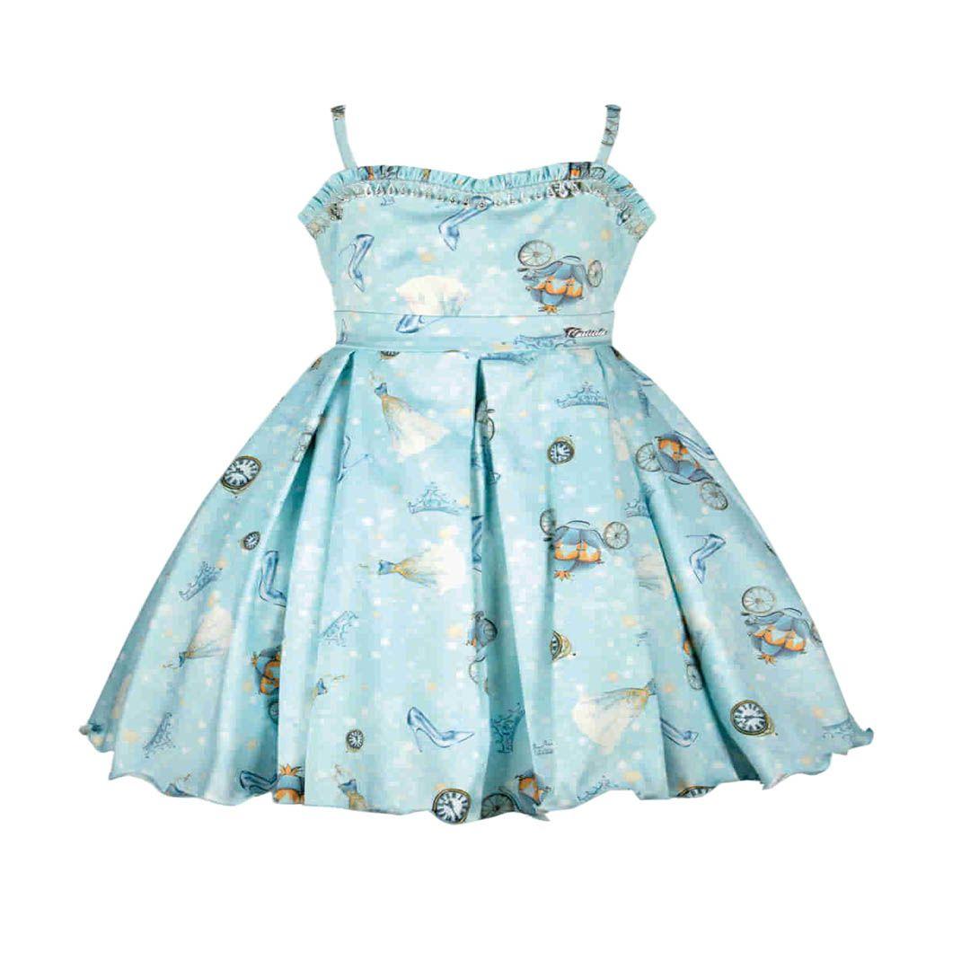 Vestido Feminino Cattai 05962