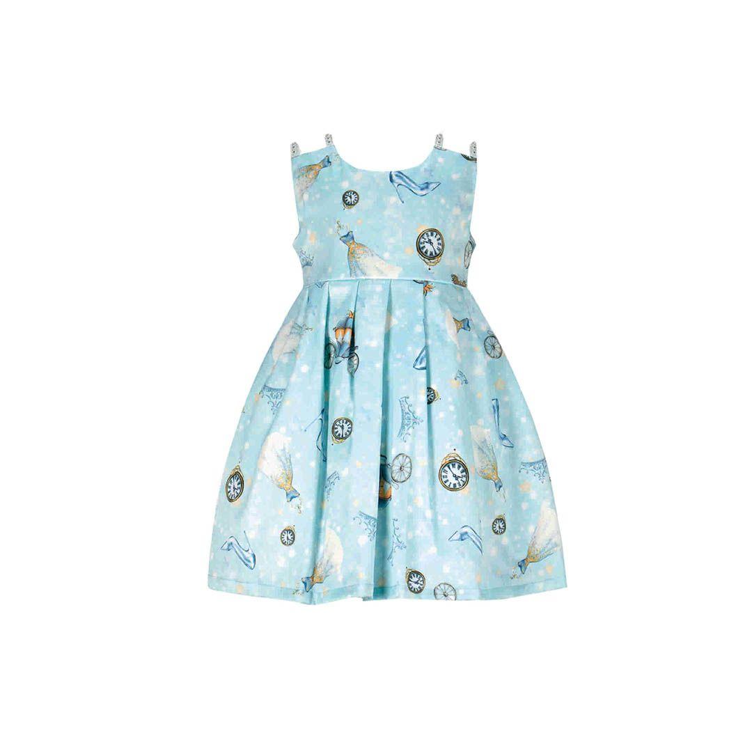 Vestido Feminino Cattai  05965
