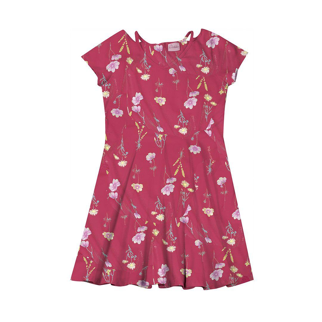 Vestido Feminino  Duduka 1356870