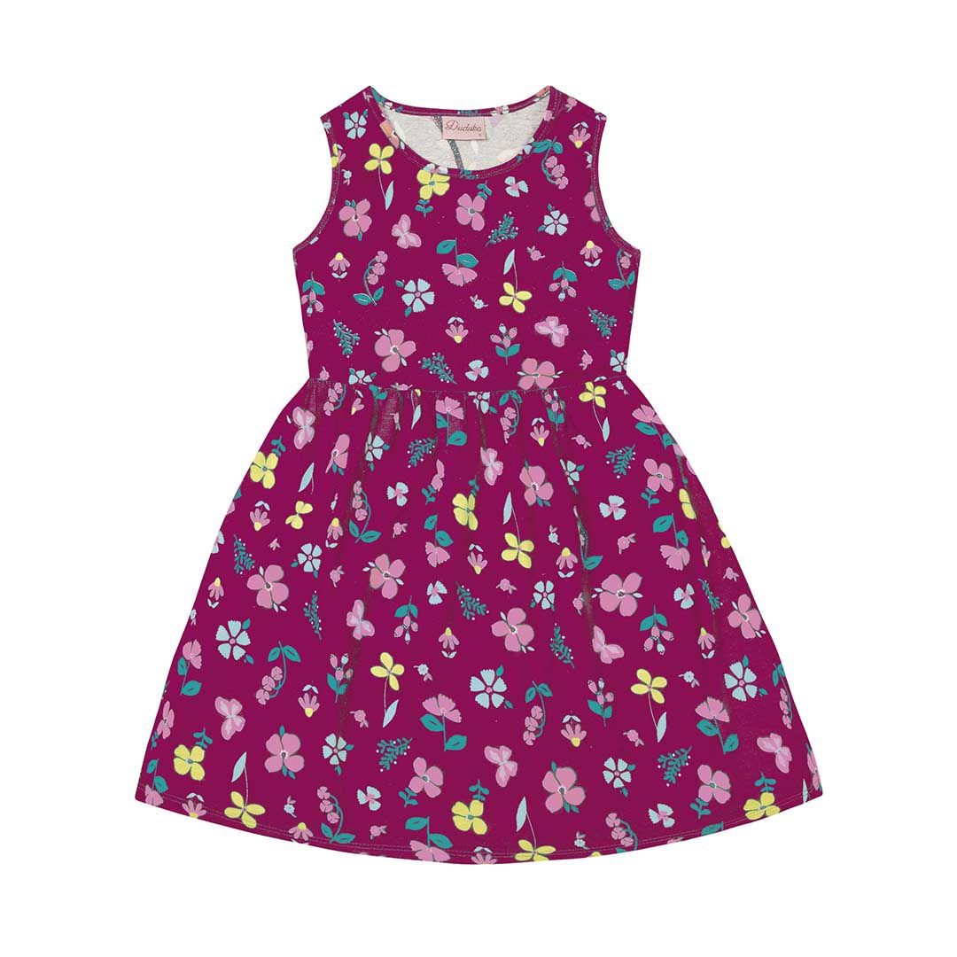 Vestido Feminino Duduka 1356914