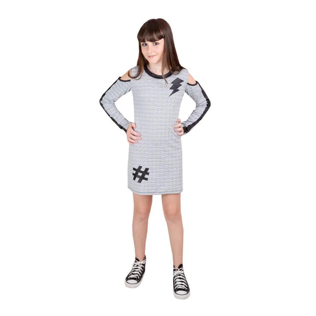 Vestido Feminino Garotada 06272