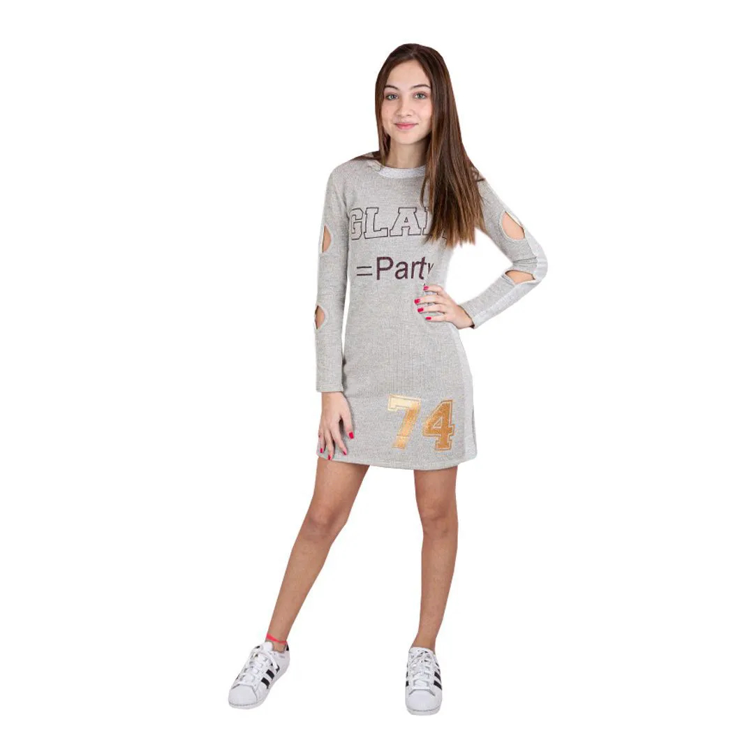 Vestido Feminino Garotada 06273