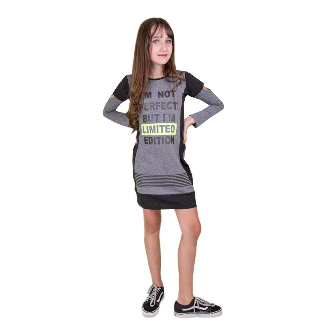 Vestido Feminino Garotada 06278