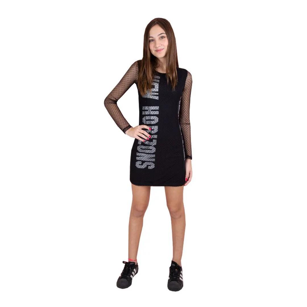 Vestido Feminino Garotada 06279