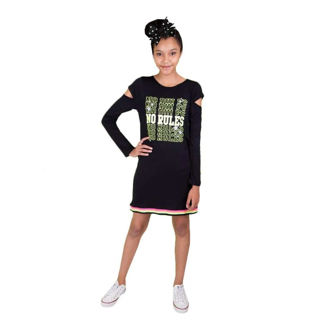 Vestido Feminino Garotada 06286