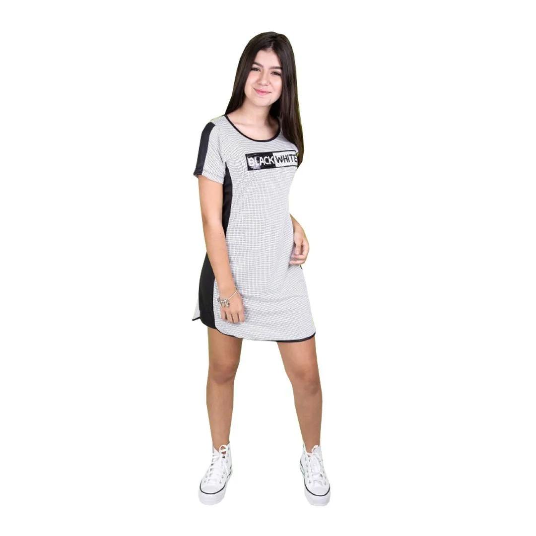 Vestido Feminino Garotada 06289