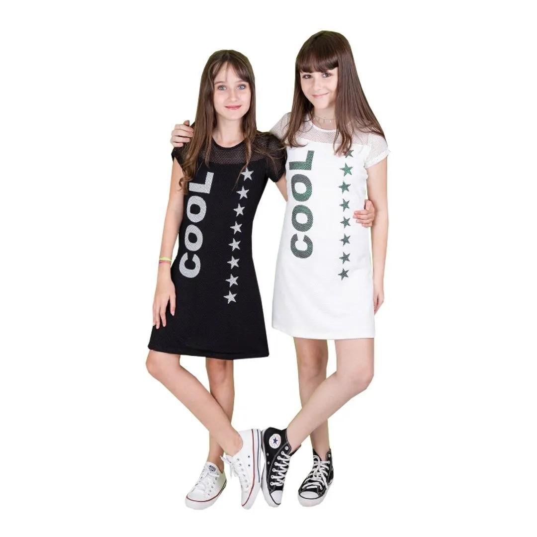 Vestido Feminino Garotada 06291