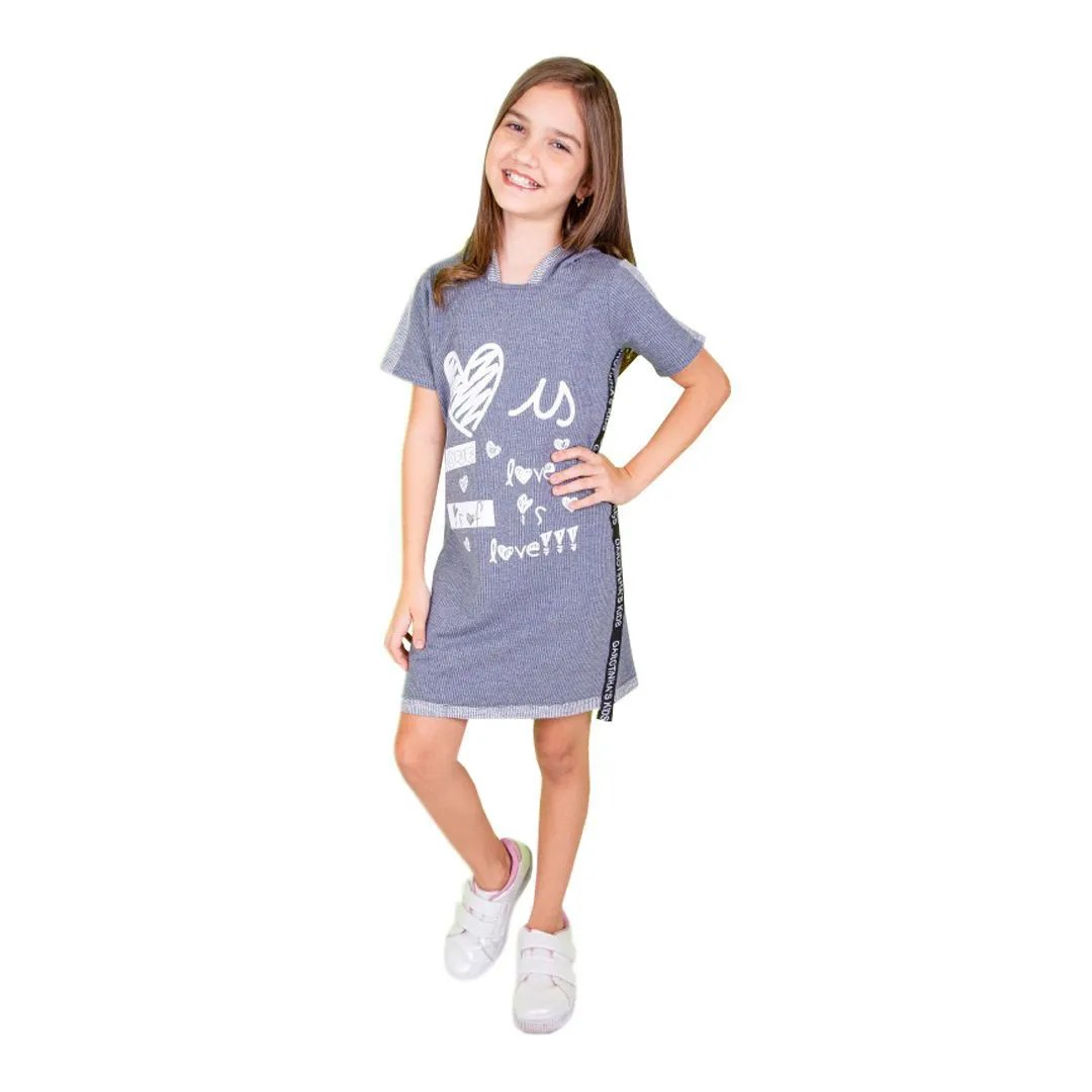 Vestido Feminino Garotada 06294