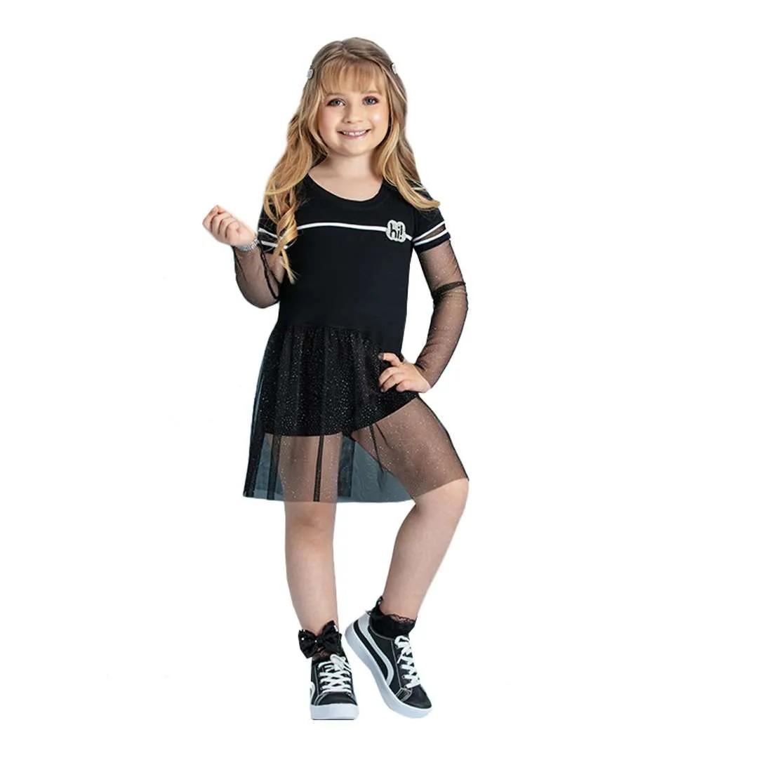 Vestido Feminino Hi! Angel H20509