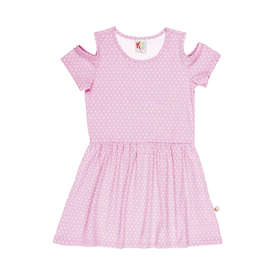 Vestido Feminino Kids Club 504910033