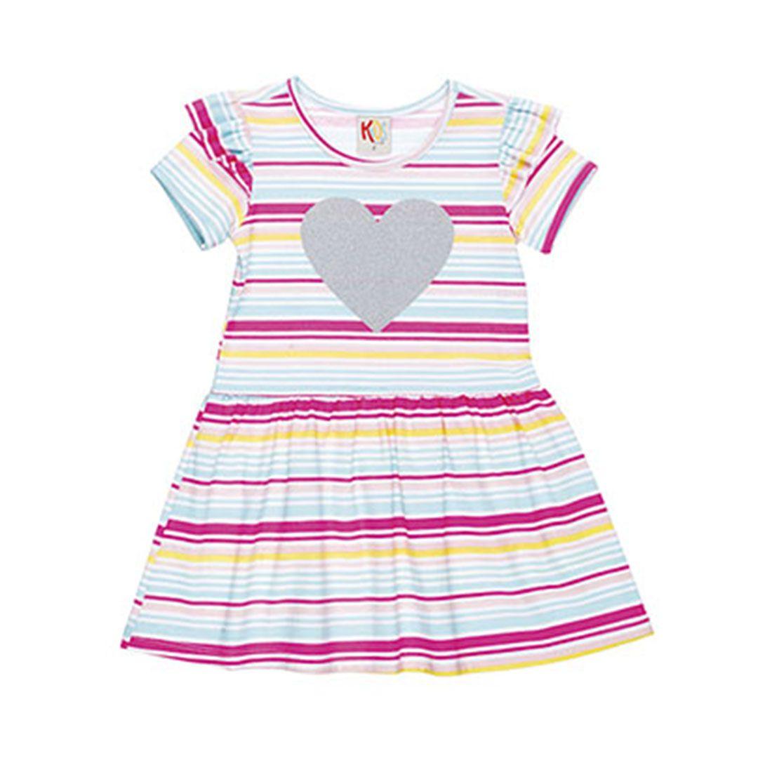 Vestido Feminino Kids Clube 502910025