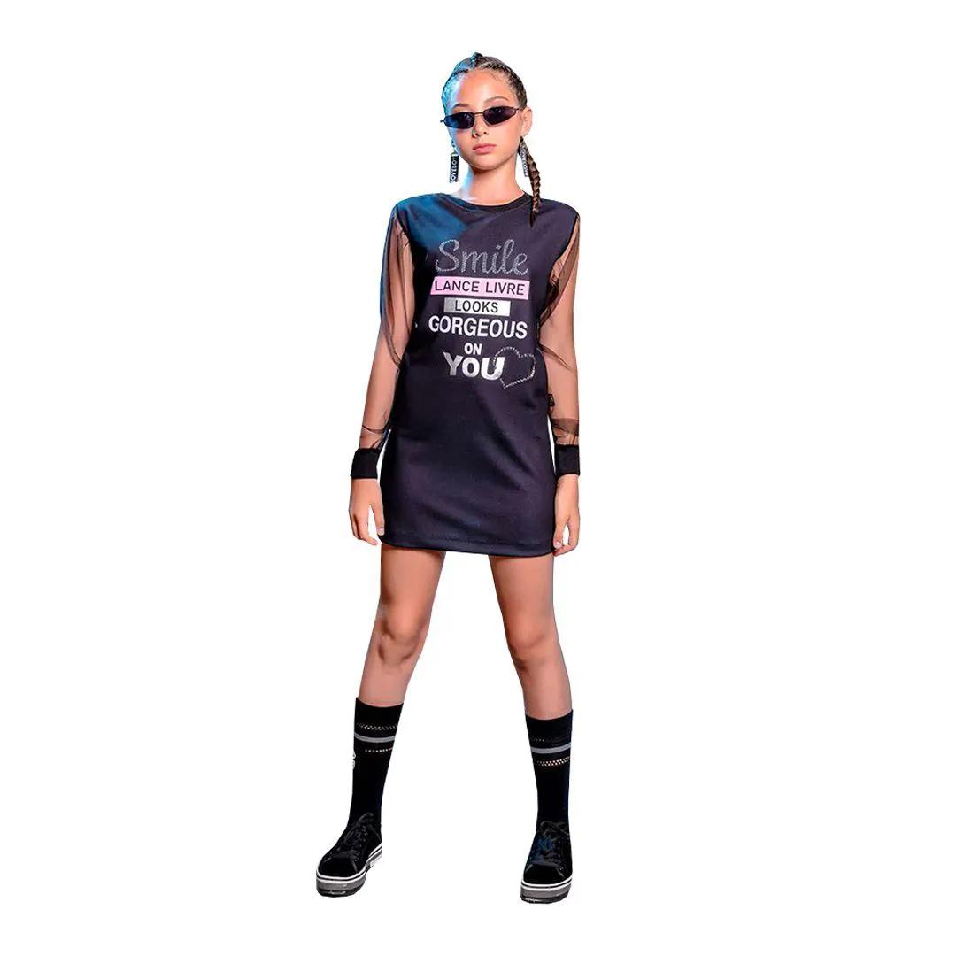 Vestido Feminino Lance Livre 5306