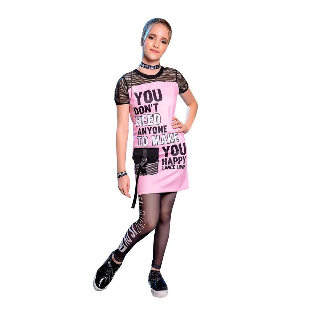 Vestido Feminino Lance Livre 5314