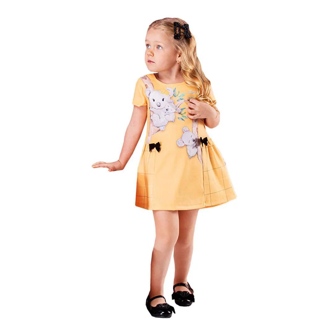 Vestido Feminino Luluzinha 090268120