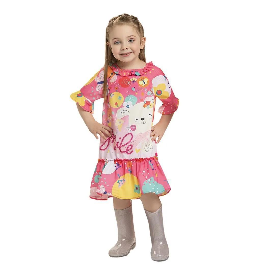 Vestido Feminino Malagah 04014E701
