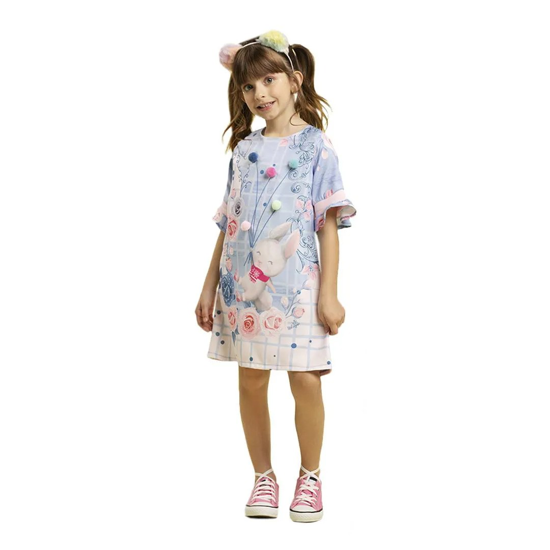 Vestido Feminino Malagah 04037E706