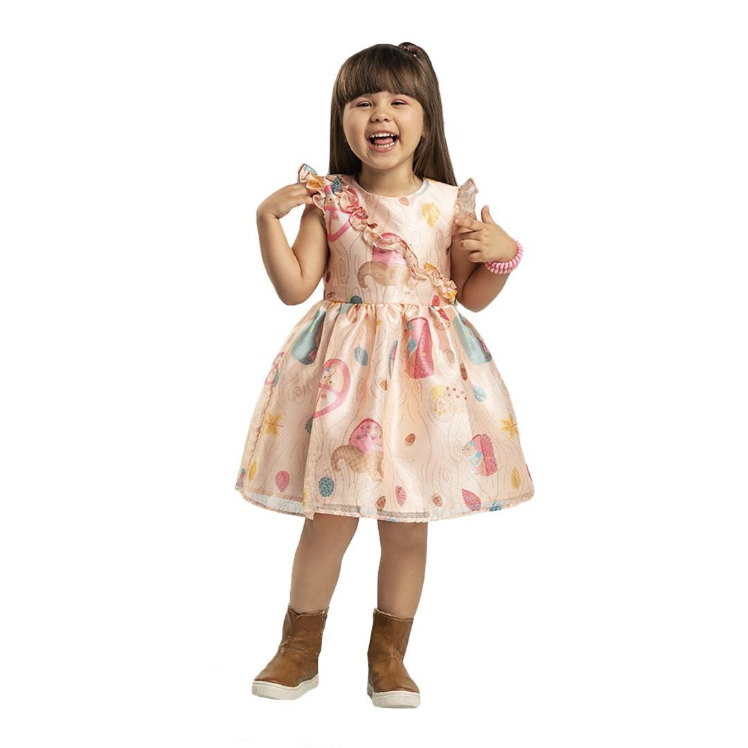 Vestido Feminino Malagah 04076701