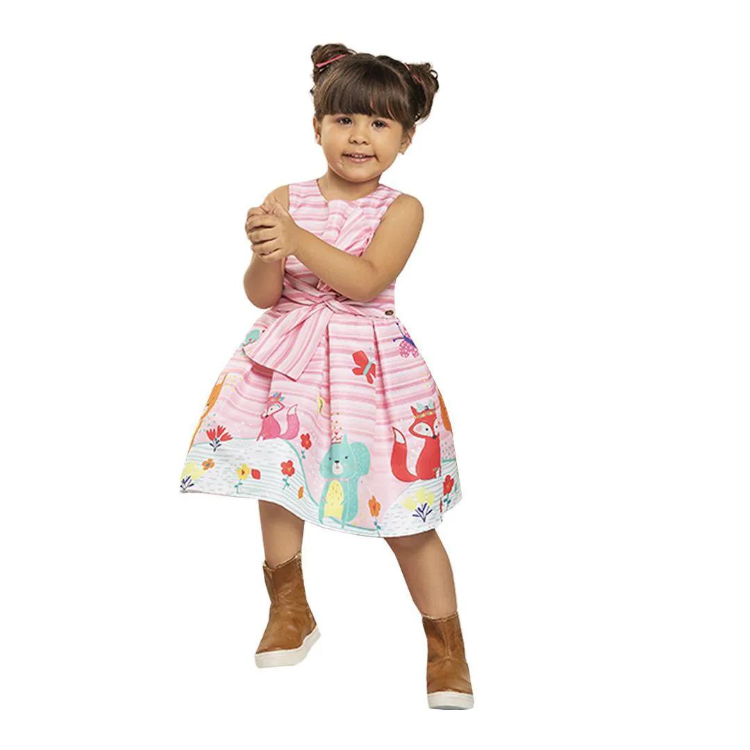Vestido Feminino Malagah VT104010E704