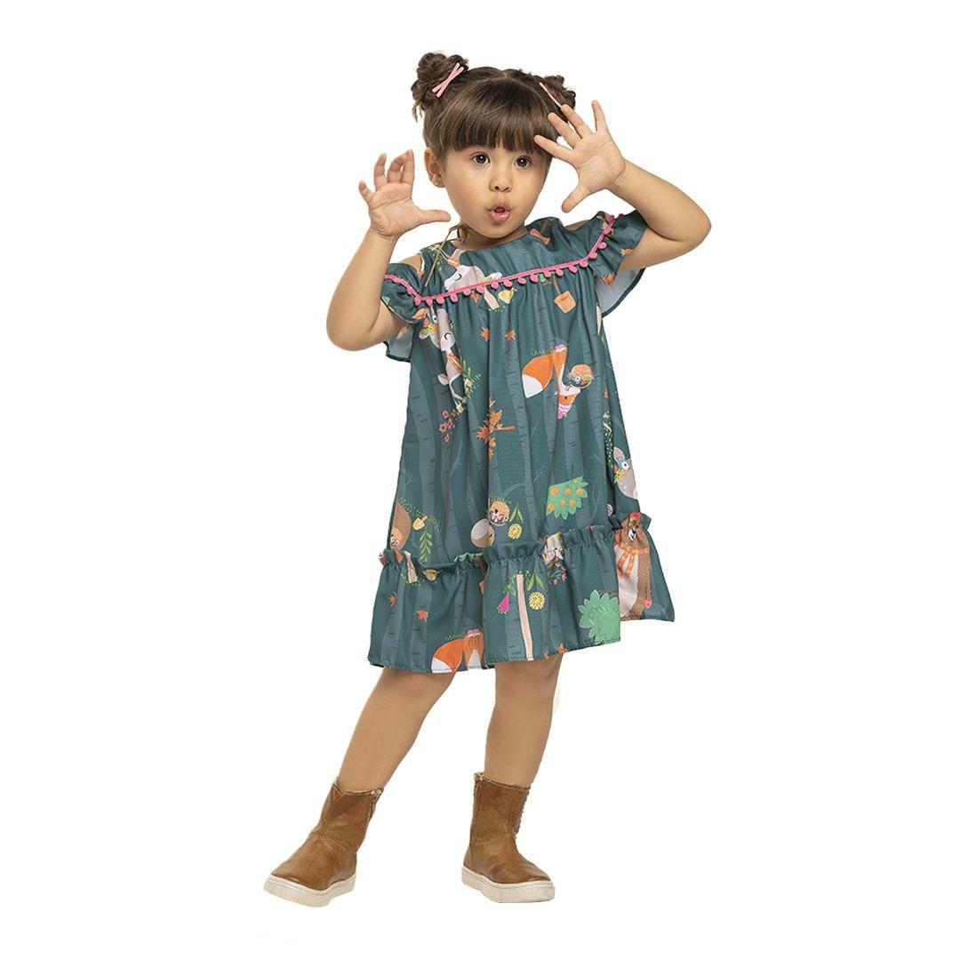 Vestido Feminino Malagah VT104020704