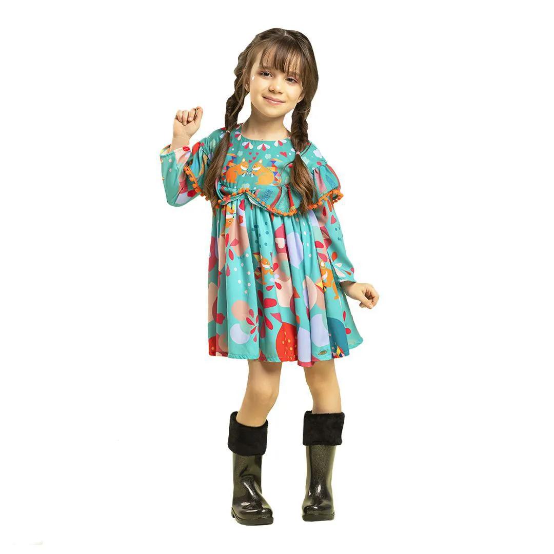 Vestido Feminino Malagah VT104023E704
