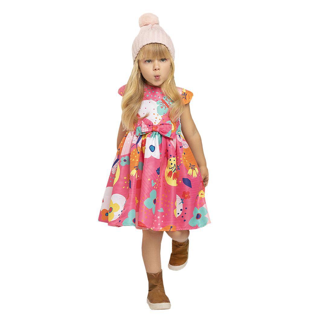 Vestido Feminino Malagah VT104050E701
