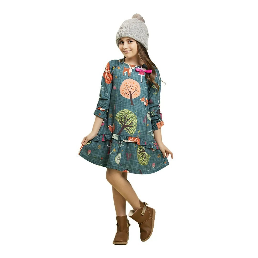 Vestido Feminino Malagah VT2040517012