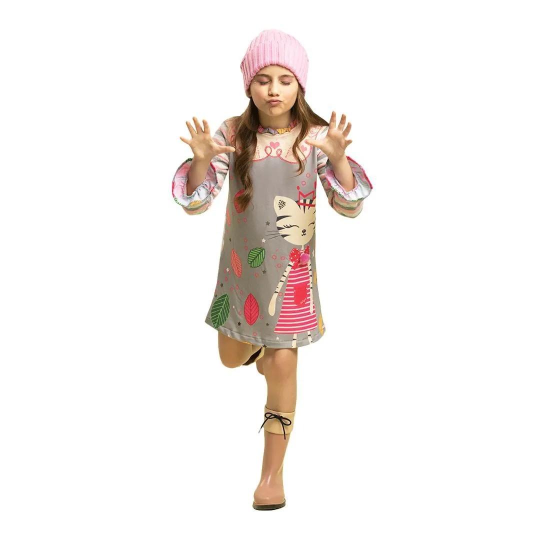 Vestido Feminino Malagah VT204063E7012