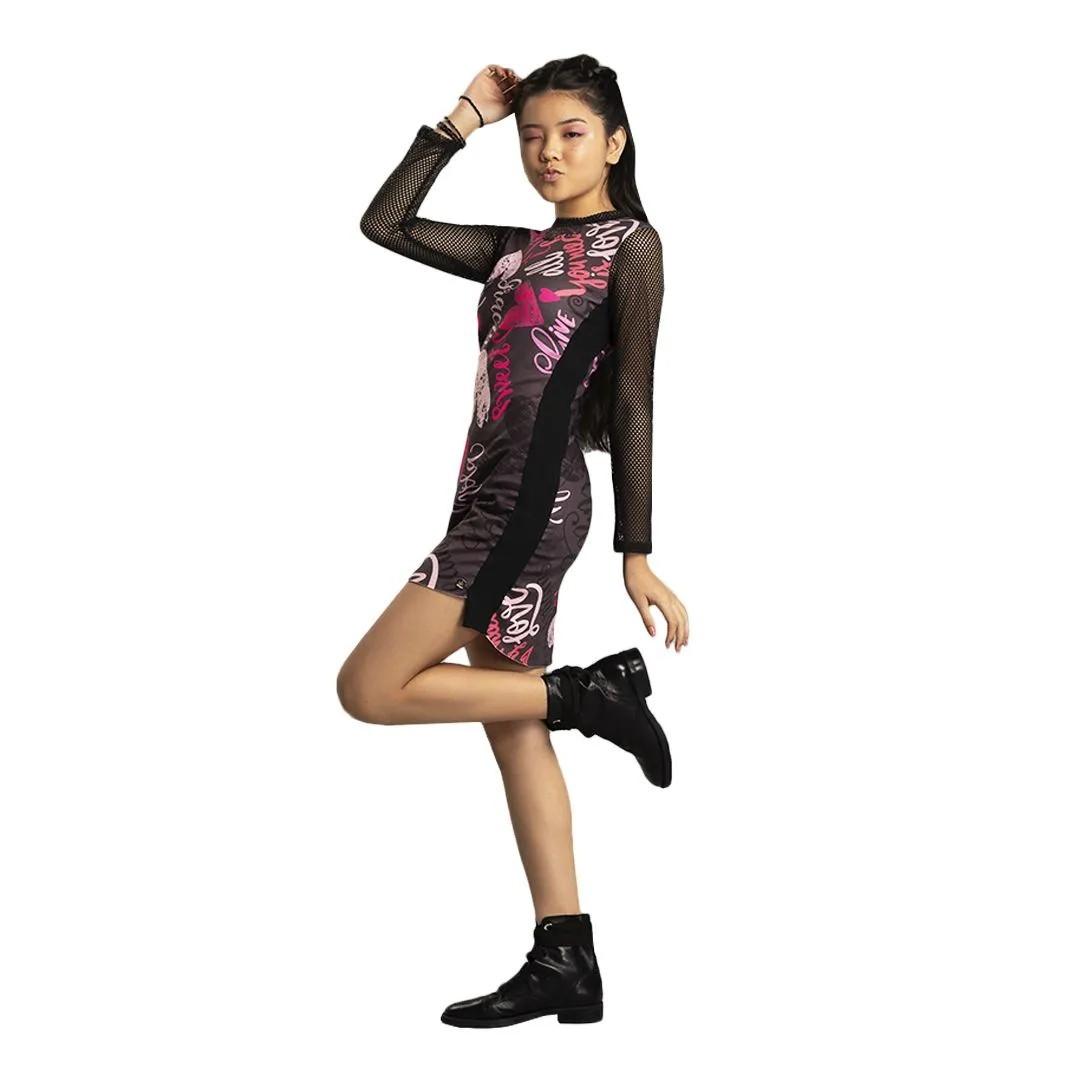 Vestido Feminino Malagah VT3040487018