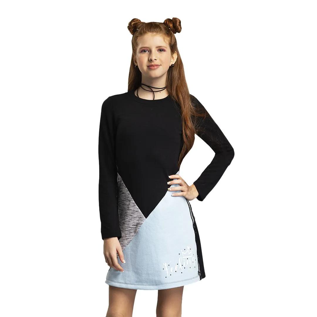 Vestido Feminino Malagah VT304060312