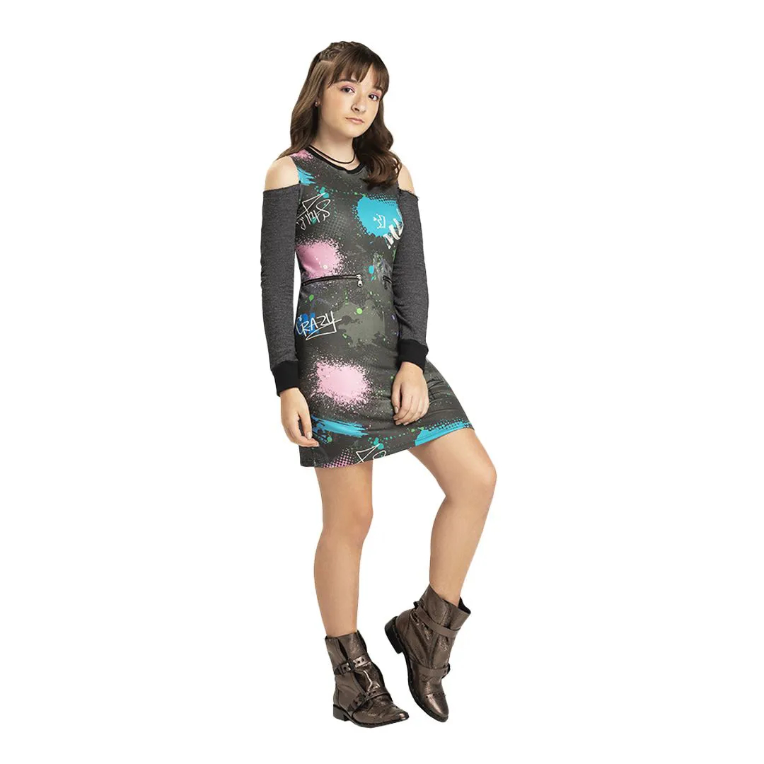 Vestido Feminino Malagah VT3040707018
