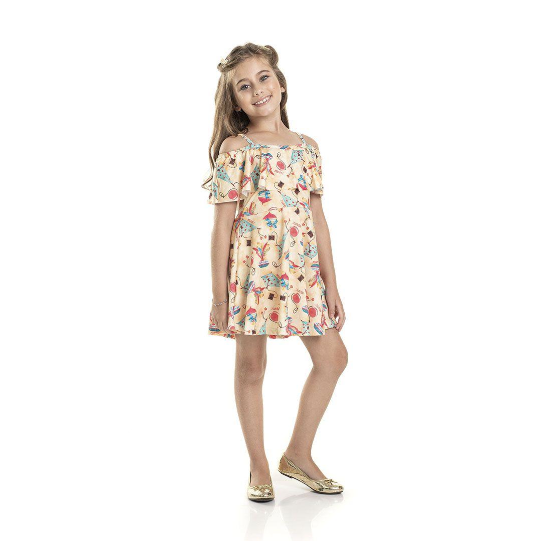 Vestido Feminino Minore ME103829