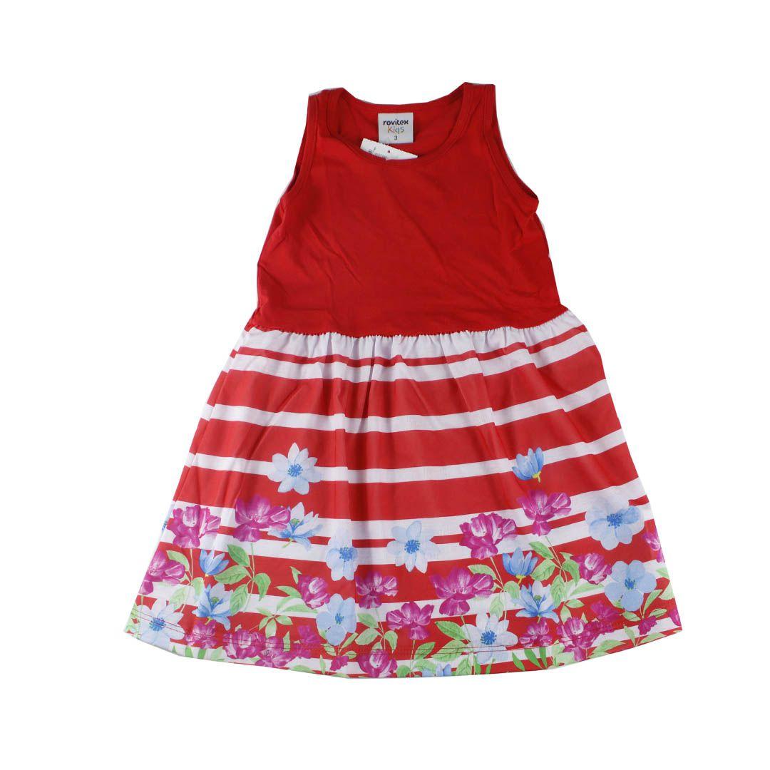 Vestido Feminino Rovitex 3114721