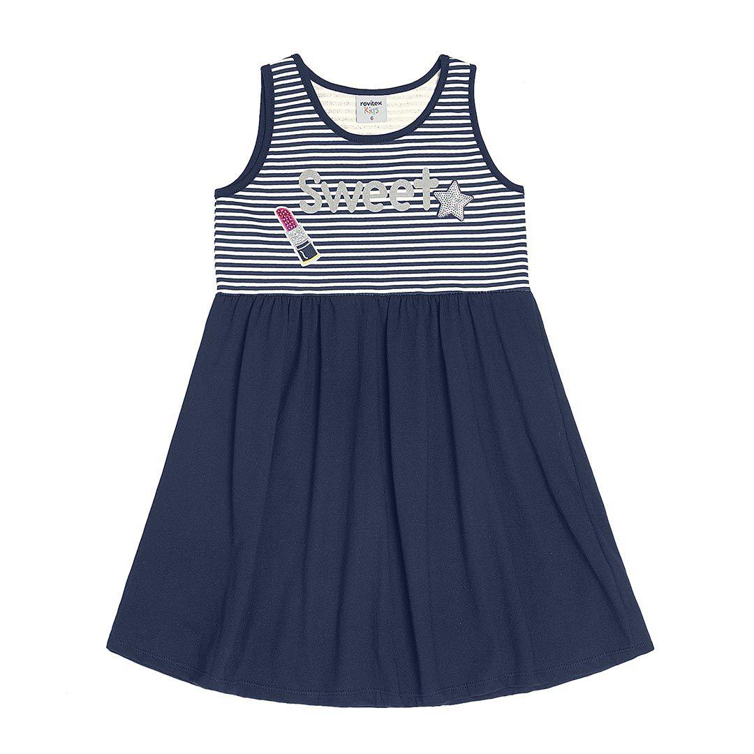 Vestido Feminino Rovitex  3119041